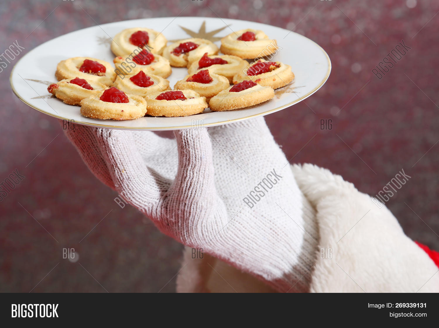 Cookies Christmas Image Photo Free Trial Bigstock