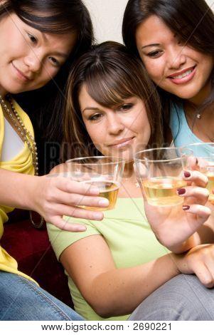Cheers To Good Friends - People Series