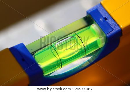 Ebene Rohr closeup
