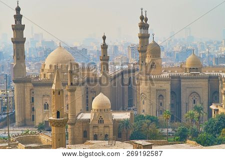 Historic Mosques In Cairo, Egypt