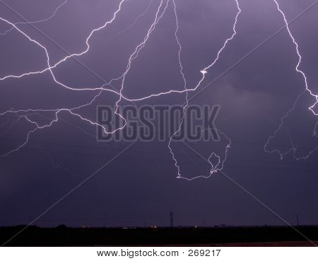 Cloud-to-cloud Lightning