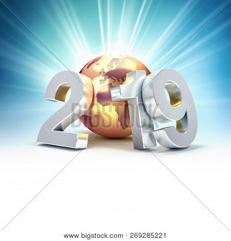 2019 Greeting Card Symbol For Success
