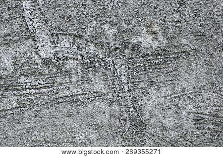 Concrete Grey Wall With Stripes, Grey Grunge Concrete Texture, Gray Grunge Texture Cement Background