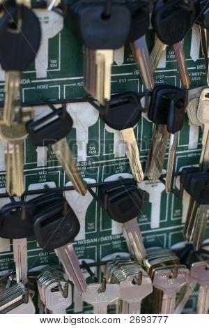 Uncut Keys