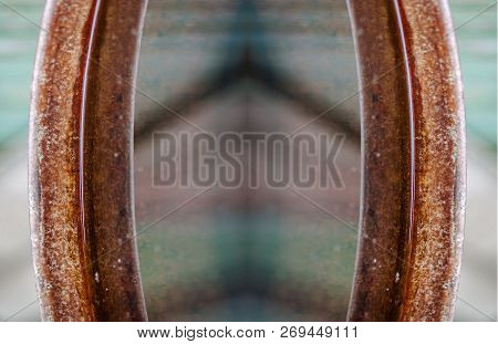 Rusty, Edges, Barrels, Abstract, Review, Water, Background, Texture, Arrows, Abstract Arrows, Fuzzy,