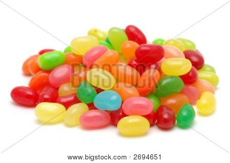 Bunch Of Jelly Beans