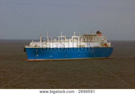 Lng Carrier Ship