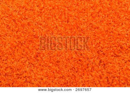 Orange Carpet Texture