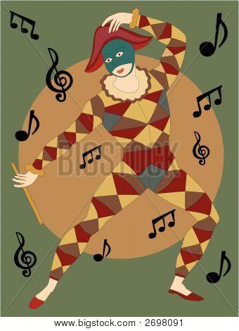 Musical Masked Man