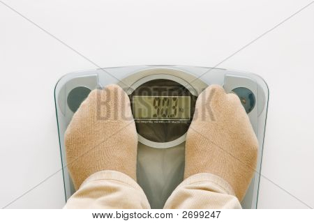 Bathroom Scales With Feet