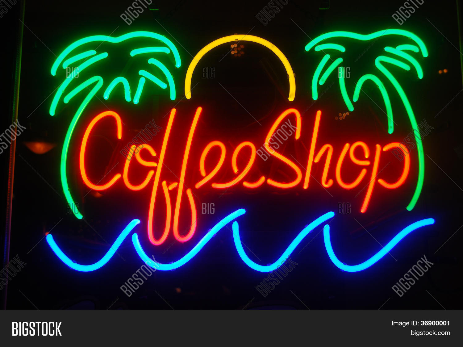 Coffee Shop Amsterdam Image Photo Free Trial Bigstock
