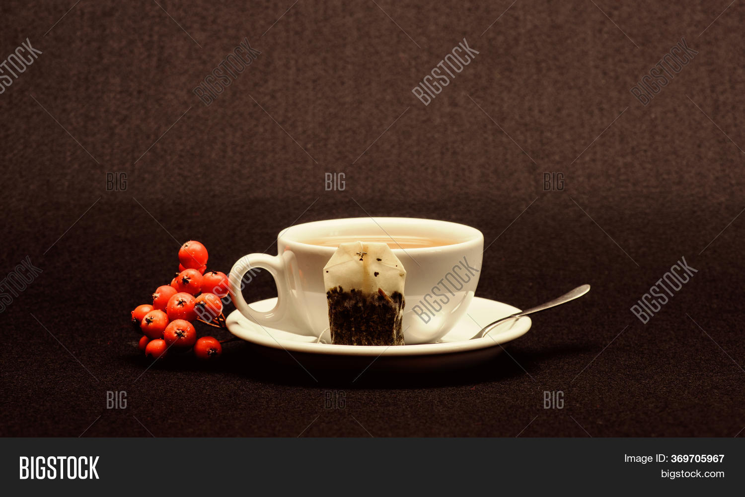 Herbal Tea Cafe Image Photo Free Trial Bigstock