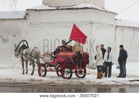 Tachanka For Tourists