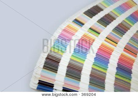 Guia de cores 493