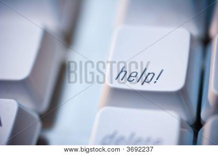 Help Key On Computer Keyboard