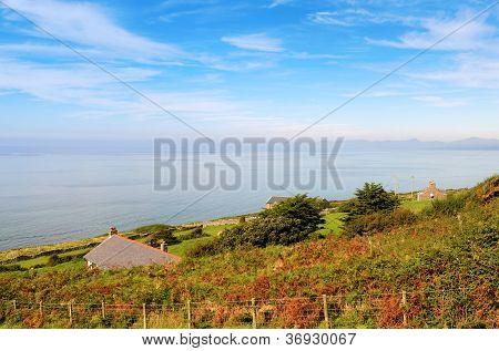 Cardigan Bay From Barmouth
