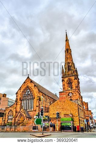 Guildhall, Formerly Holy Trinity Church In Chester - Cheshire, England