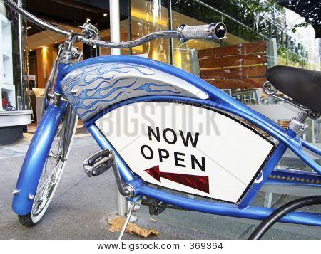 Bicyle Open