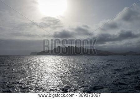 Sao Vicente Island At Sunset, Cape Verde, Africa