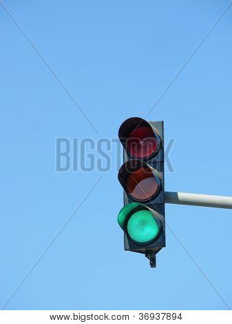 Traffic Signalization - Forward!