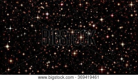 Abstract, Astronomy, Background, Lovely Background, Black, Bright, Bright Background With Stars, Spa