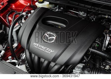 Engine Of Mazda
