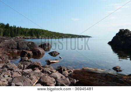 Lake Superior Shoreline Wonder