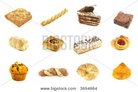 Baked Goods Series