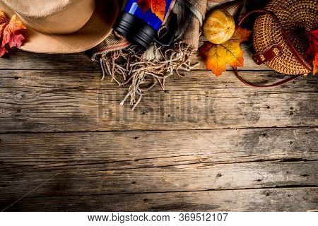 Fall Rustic Background