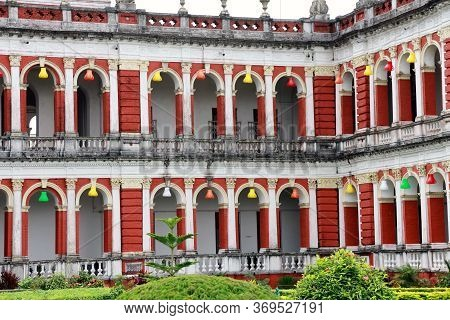 Cooch Behar, West Bengal, India On 11th October, 2016 : Cooch Behar Palace, Also Called The Victor J