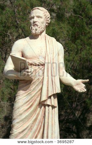 Sculpture Of Heredotos