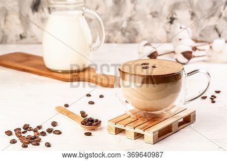 Dalgona Coffee, Fluffy Image & Photo (Free Trial)   Bigstock