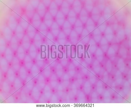 Close Up Abstract Blurry Light Of  Capillary Tube Design For Background,selective Focus