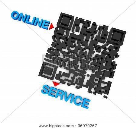 QRcode Online Service