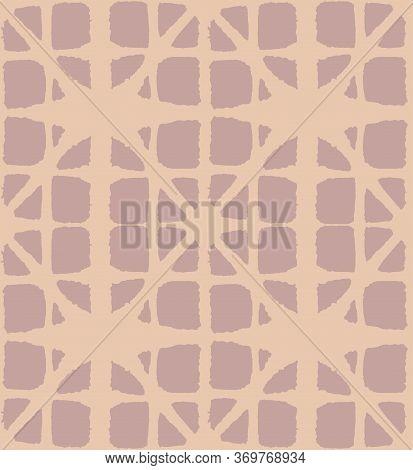Japanese Tie Dye Seamless Pattern. Bohemian Geometric Asian Tie Dye Pattern. Glamour Kimono Fabric.