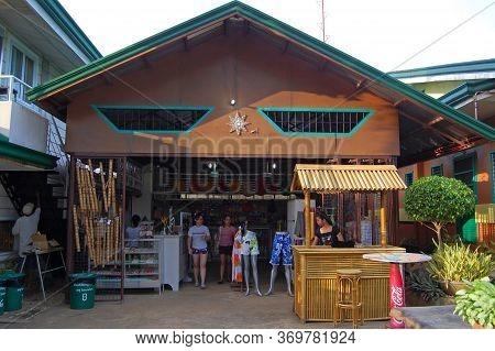 Palawan, Ph - Nov 28 - Eatery House Facade On November 28, 2009 In Puerto Princesa, Palawan, Philipp