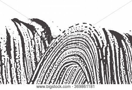 Grunge Texture. Distress Black Grey Rough Trace. Amazing Background. Noise Dirty Grunge Texture. Art