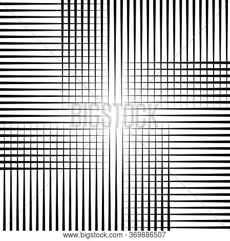 Oblique Sharp Lines Background, Diagonal Lines Edgy Pattern. Eps10 Vector.