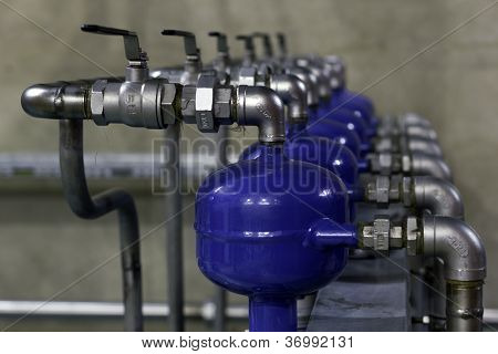 Cooling Water Preparation