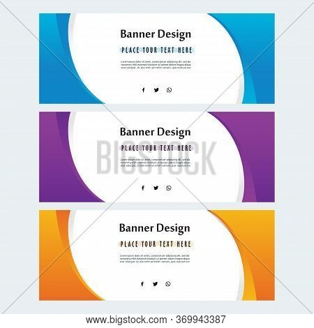 Editable Banner Design. Business Banner Template. Social Media Post, Header, Poster, Gift Card, Sale