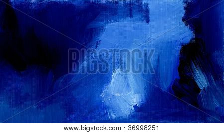 Graphic Abstract Background Blue