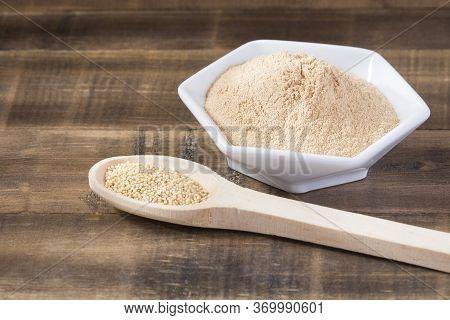 Raw Organic Amaranth Grain And Flour - Amaranth
