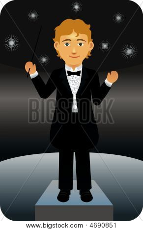 Profession Series: Music Conductor