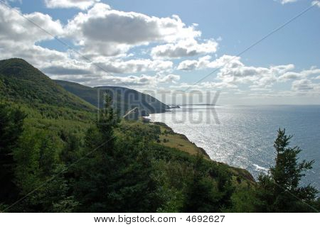 Cabot Trail Vista