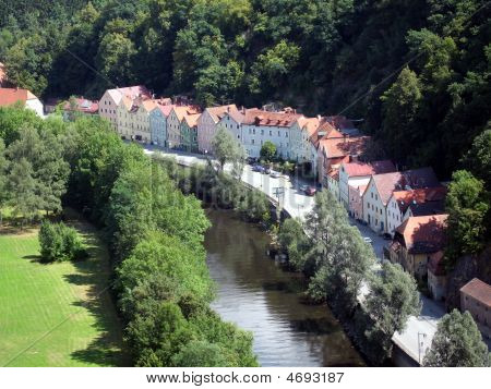 Ilz River, Passau