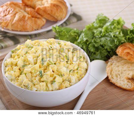 Bowl Of Egg Salad