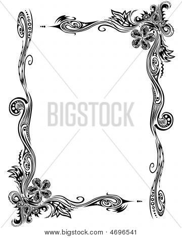 Ornament Frame