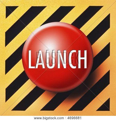 Botão de lançamento