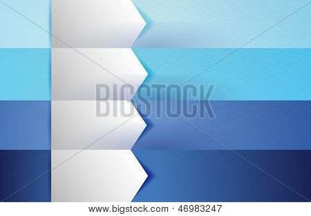 Customizable Blue Texture Banners Infographics
