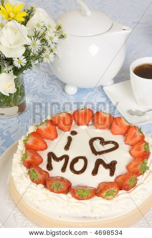 Mother's Day Pastry